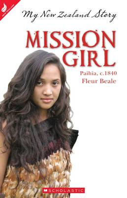 Mission Girl by Fleur Beale