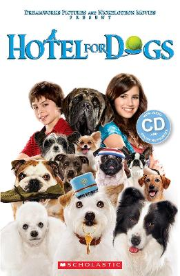 Hotel for Dogs Audio Pack by Lynda Edwards