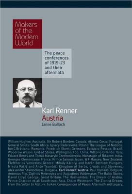 Karl Renner - Austria by Jamie Bulloch