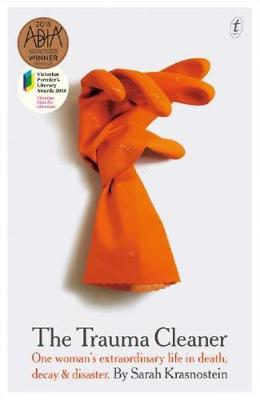 The Trauma Cleaner book