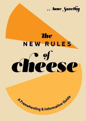 New Rules of Cheese book