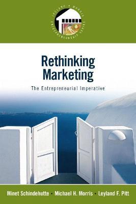 Rethinking Marketing book