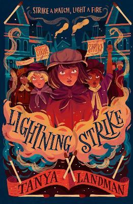 Lightning Strike by Tanya Landman