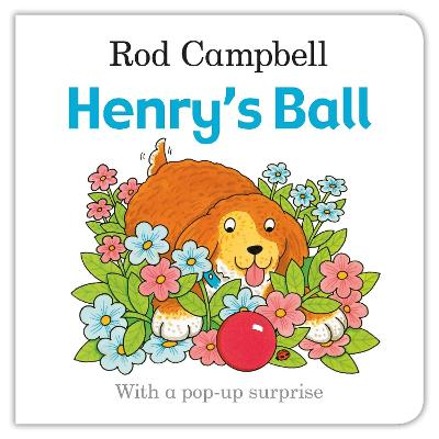 Henry's Ball by Rod Campbell