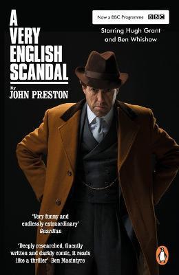 Very English Scandal book