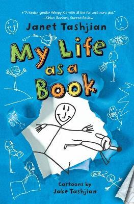 My Life as a Book by Janet Tashjian