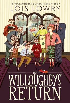 Willoughbys Return by ,Lois Lowry