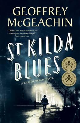St Kilda Blues book