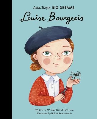 Louise Bourgeois by Maria Isabel Sanchez Vegara
