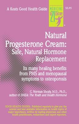 Natural Progesterone Cream by Norman Shealy