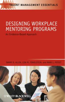 Designing Workplace Mentoring Programs book