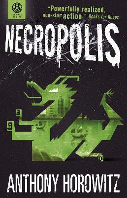 The Power of Five: Necropolis book