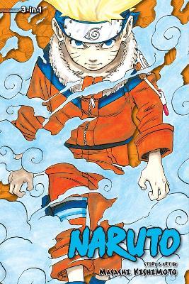 Naruto (3-in-1 Edition), Vol. 1 by Masashi Kishimoto