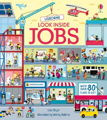 Look Inside Jobs by Lara Bryan
