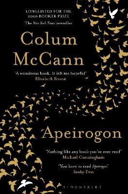 Apeirogon: Longlisted for the 2020 Booker Prize by Colum McCann