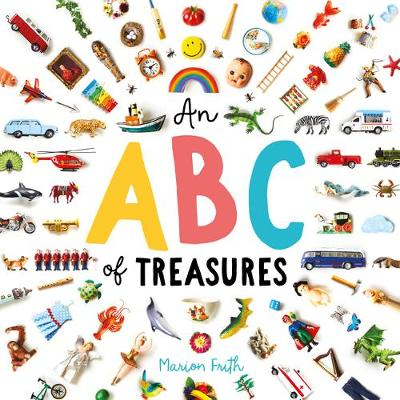 An ABC of Treasures book
