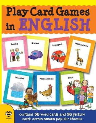 Play Card Games in English by Marie-Therese Bougard