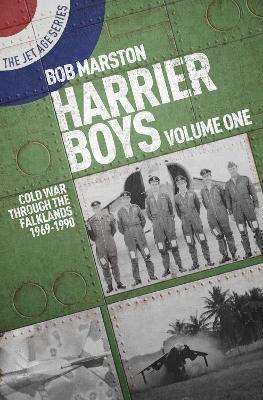 Harrier Boys: Volume One: Cold War Through the Falklands, 1969-1990 book