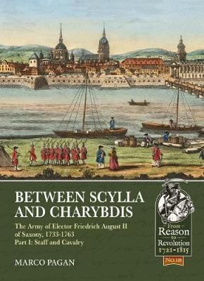 Between Scylla and Charybdis by Marco Pagan