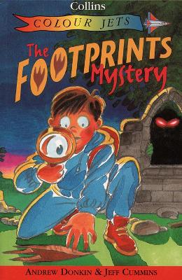 The Footprints Mystery by Andrew Donkin
