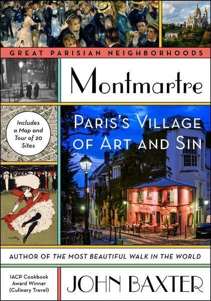 Montmartre by John Baxter