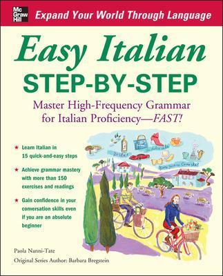 Easy Italian Step-by-Step book
