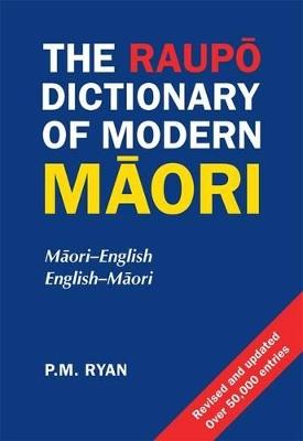 Raupo Dictionary Of Modern Maori book