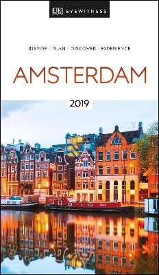 DK Eyewitness Travel Guide Amsterdam: 2019 book