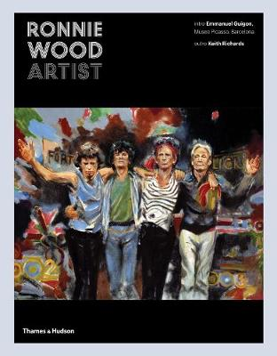 Ronnie Wood: Artist by Ronnie Wood
