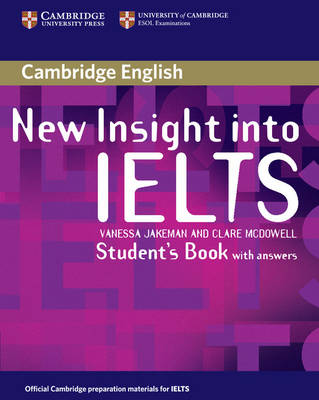 New Insight into IELTS Student's Book with Answers book
