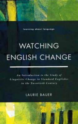 Watching English Change book