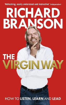 Virgin Way by Sir Richard Branson