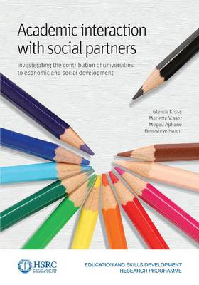 Academic interaction with external social partners by Glenda Kruss