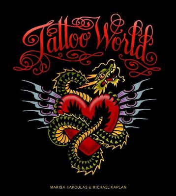 Tattoo World by Marisa Kakoulas
