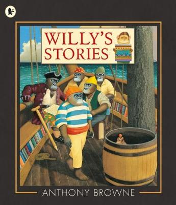 Willy's Stories book