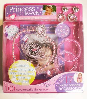 Princess Jewels Large Blister Pack by