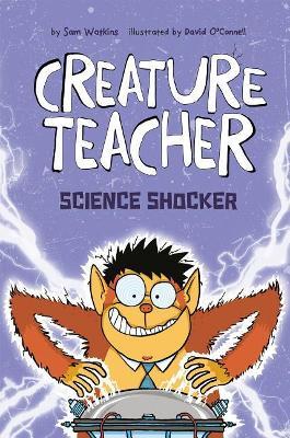 Creature Teacher Science Shocker book
