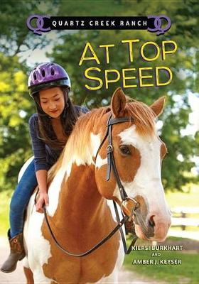 At Top Speed by Amber J Keyser