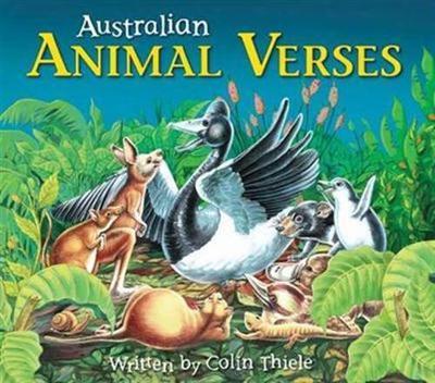 Australian Animal Verses by Colin Thiele