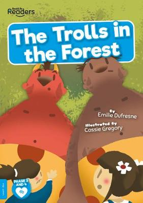 The Trolls in the Forest book