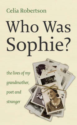 Who Was Sophie? book