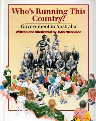 Who'S Running This Country? by John Nicholson