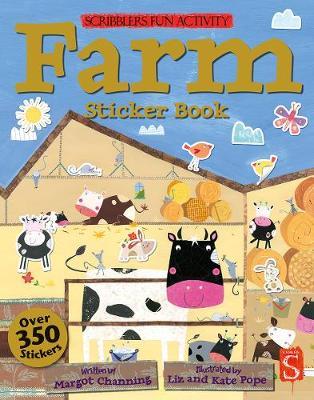 Farm: Sticker Book by Margot Channing