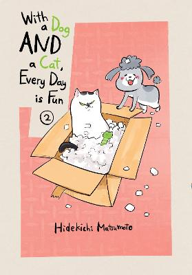 With A Dog And A Cat, Every Day Is Fun, Volume 2 book
