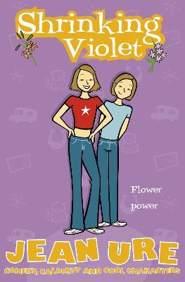 Shrinking Violet by Jean Ure
