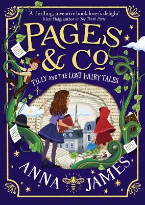 Pages & Co.: Tilly and the Lost Fairytales (Pages & Co., Book 2) by Anna James