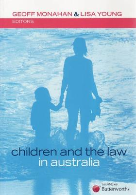 Children and the Law in Australia book