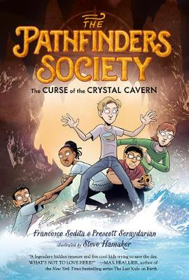 The Curse of the Crystal Cavern book