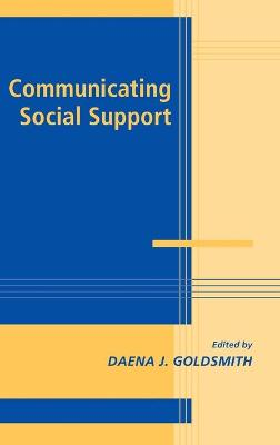 Communicating Social Support book