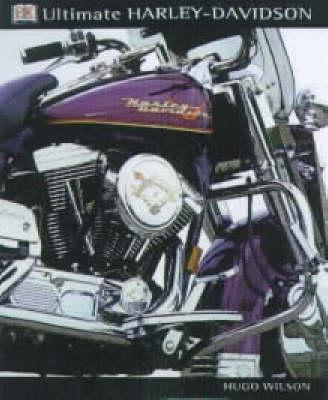 Ultimate Harley Davidson book